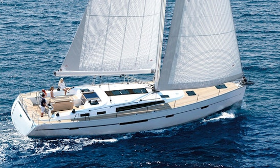 2014 Bavaria Cruiser 56 Charter In Marina