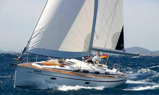 40' Bavaria Cruising Monohull Charter In Pula