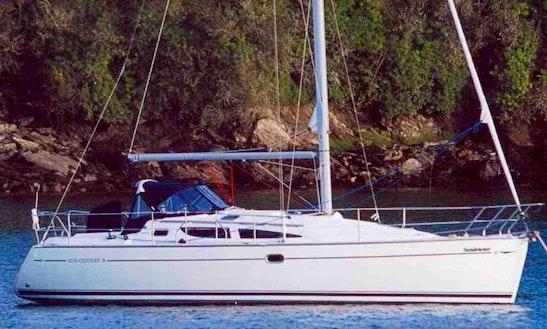 35' Sun Odyssey Yacht Charter In Pula