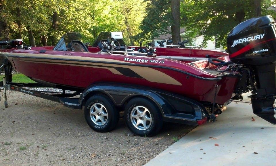 Lake Sakakawea, Missouri River, and Lake Oahe Guided Fishing