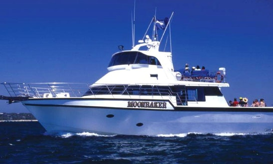 Private Cruises On 70ft