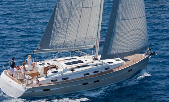 13' Bavaria 50 Cruiser Charter In Biograd Na Moru
