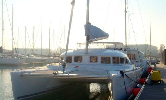 09' Lagoon 380 S2 Premium Charter In Biograd Na Moru