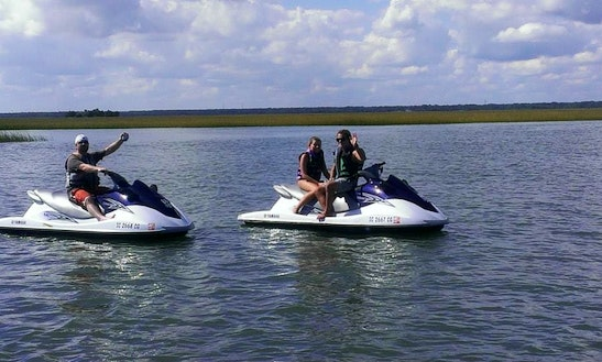 Yamaha Jet Ski Rental  In Charleston, South Carolina