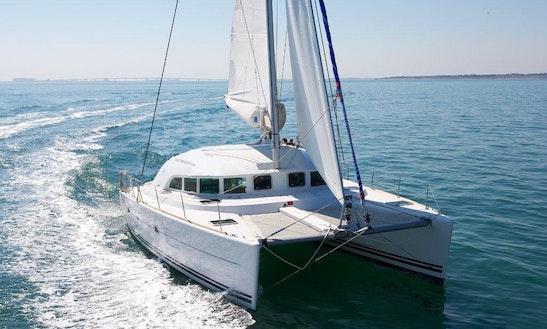 2008 Lagoon 380 Catamaran Charter In Palermo