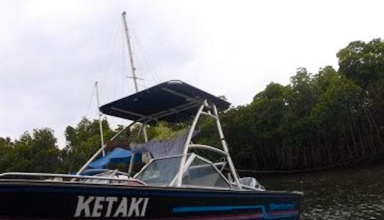 Fishing Charter & Water Taxi In Fiji