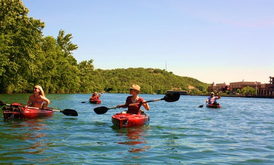 Kayak Rental In Branson