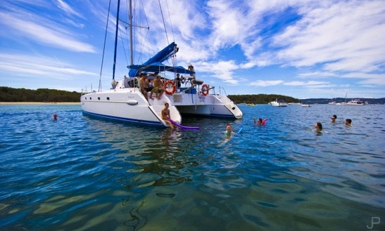 Cruising Catamaran Charter In Cleveland, Queensland