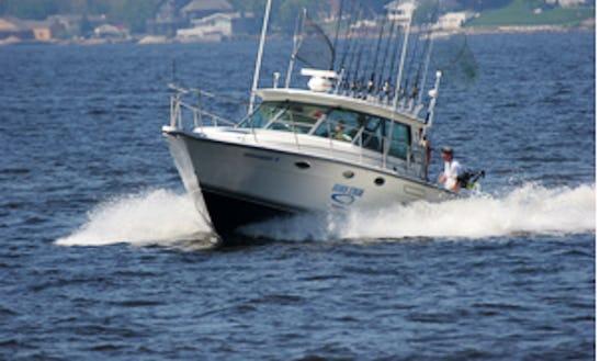 Sport Fisherman Rental In Grand Haven