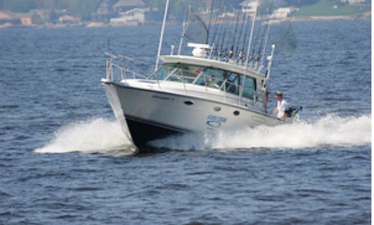 Sport Fisherman Rental In Grand Haven