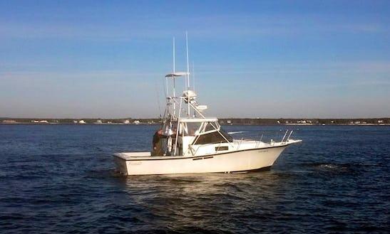 Custom Fishing Charters In South Hampton