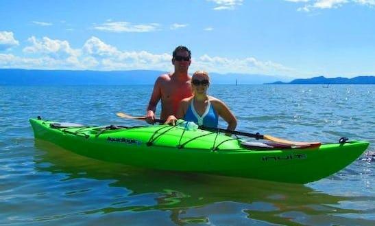 Kayak Rentals On Flathead Lake