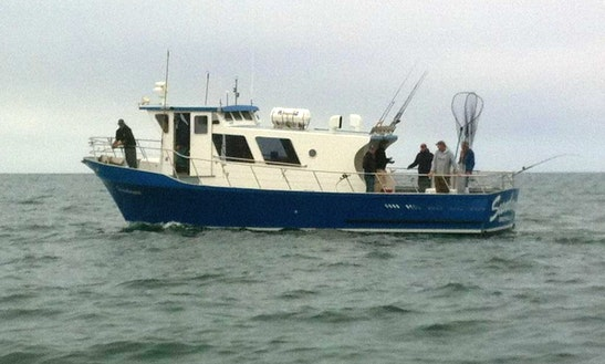 Fishing Charters From Emeryville