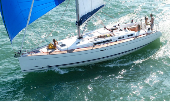 Charter Dufour 455