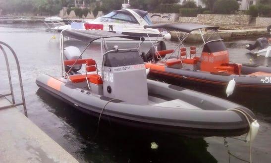 Hydrosport 646 Rib Rental In Barbat