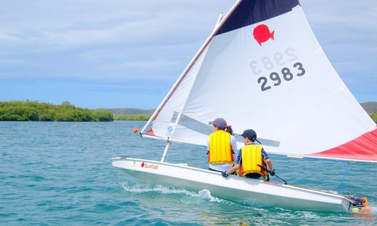 Enjoy Sunfish Rentals In Rincón, Puerto Rico