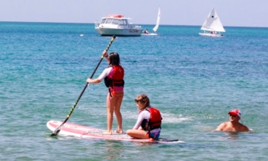 Sup Kayak Rental In Rincón
