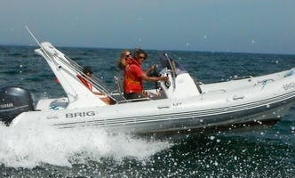 3 Day Courses for Skippering a Motor Boat