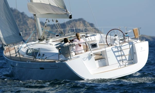 Oceanis 50 Bareboat Charter in Turkey