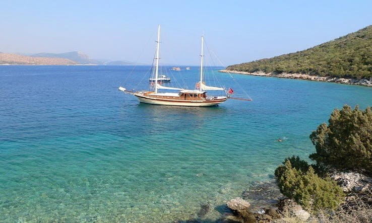 69' Gulet Charter in Mugla, Turkey