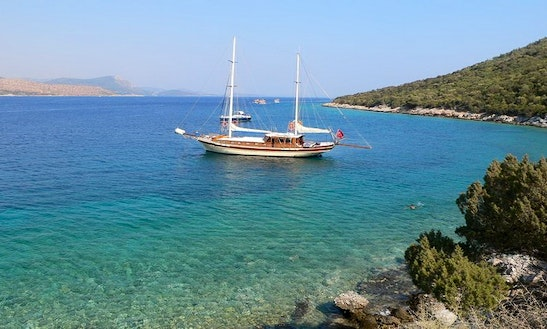 Gulet Charter In Turkey