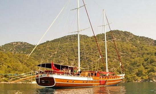 Gulet Charter In Sicily
