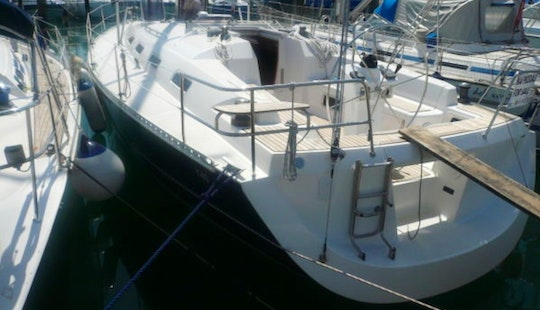 Go Sailing In Montenegro On This 2008 Triplast Y-40 With 8 People
