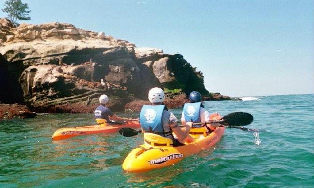 double kayak rental in la jolla california getmyboat