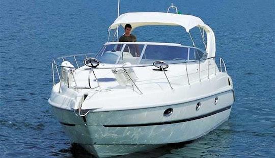 Cranchi Zaffiro Motor Yacht Rental With Skipper In Montenegro For €4100 Per Week