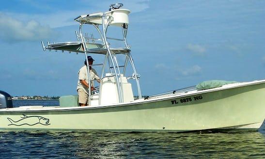 Book An Amazing Bass Boat Fishing Charter In Anna Maria, Florida