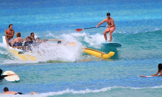 Paddleboard Rental In Waikiki
