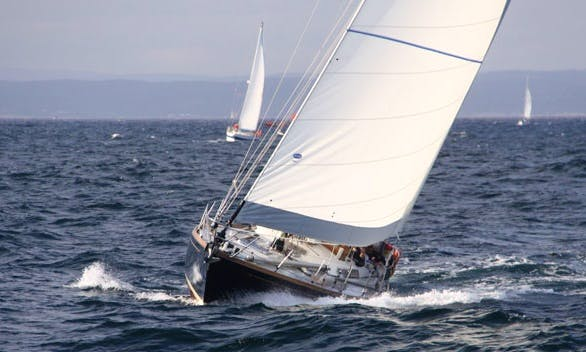 Enjoy Sailing on this Cruising Monohull Rental in Hartlepool, England