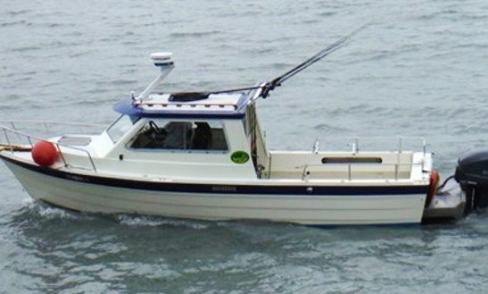 Guided Fishing Charters On 27ft