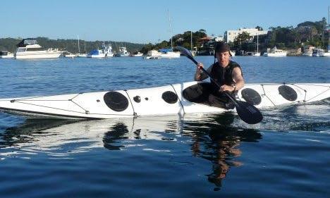 Boreal Design Epislon P300 Kayak Rental in Copper Harbor, Michigan