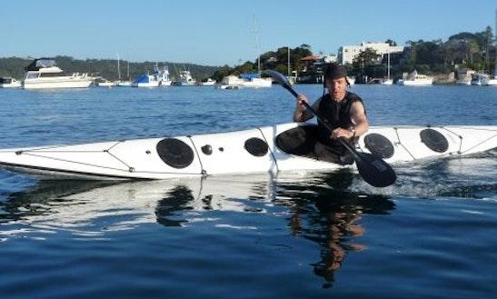 Boreal Design Epislon P300 Kayak Rental In Copper Harbor
