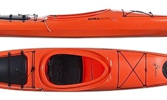 Boreal Design Ookpik Kayak Rental In Copper Harbor, Michigan