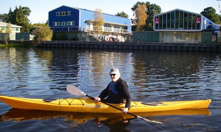 Venture Easky 15 LV Kayak Rental in Copper Harbor, Michigan