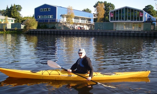 Venture Easky 15 Lv Kayak Rental In Copper Harbor