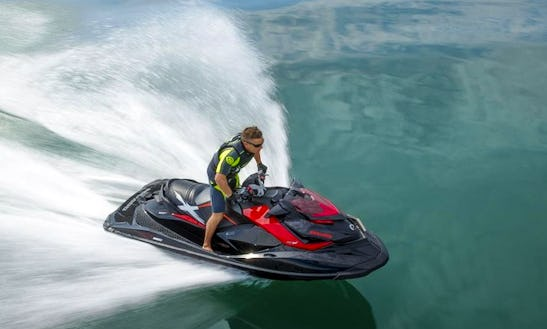 Rent The Yamaha Jet Ski For 2 Person In Balearic Islands, Spain