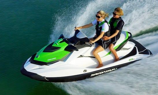 Hire A 2014 Seadoo Jet Ski For 3 Person In Ibiza, Spain