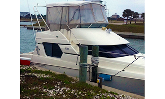 Guided Fishing Charters In Port Lavaca, Texas With Captain Bill