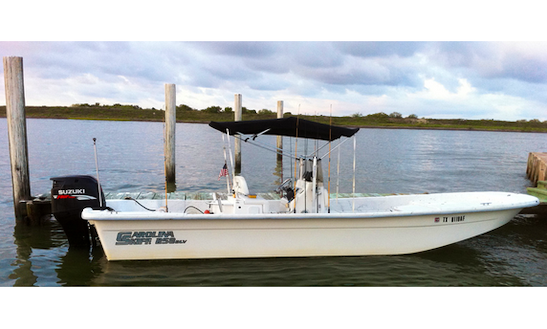 Guided Fishing Charters From Port O'connor