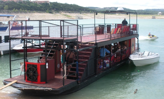 80ft Passenger Boat In Austin, Texas