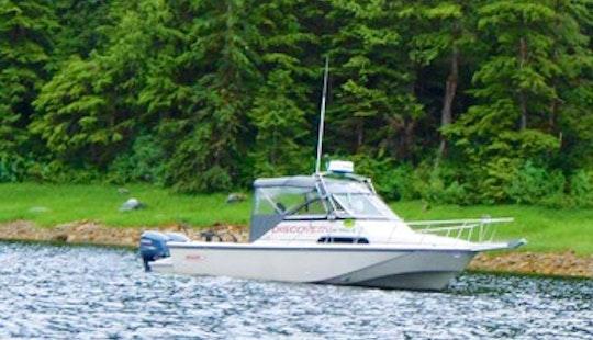 Fully Guided Freshwater Fishing In Ketchikan, Alaska