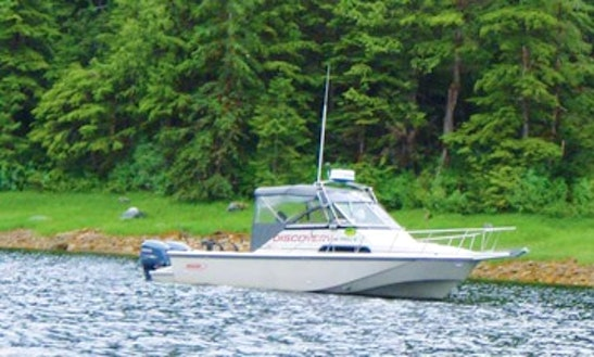Fully Guided Freshwater Fishing In Ketchikan, Alaska