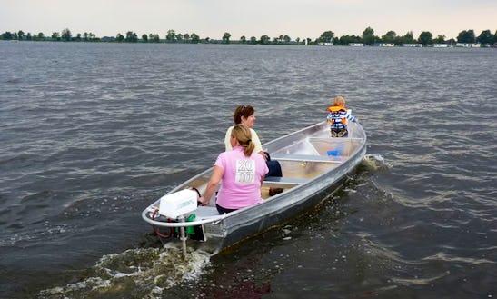 Powerboat Rental In Wanneperveen, Netherlands