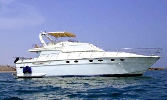 Charter 57' Motor Yacht Despertar In Ibiza