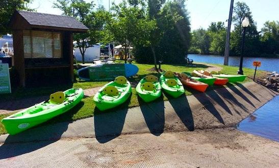 Tandem Kayak Rental In Lewes, De