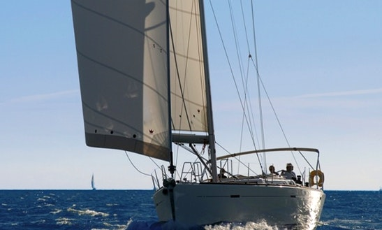 51' Cruising Monohull Zammu For Charter In Palermo