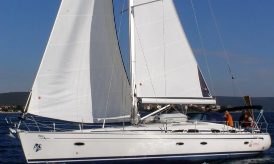 Charter Jupiter Planet A 51' Cruising Monohull In Palermo